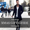 YOUR CHRISTMAS GIFT GUIDE FOR THE MAN IN YOUR LIFE