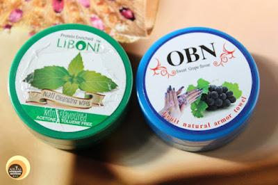 LIBONI & OBN Nail Polish Remover Wipes/Pads