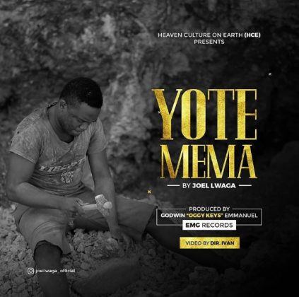 Download Mp3 | Joel Lwaga - Yote Mema