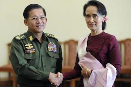 Ingat! Inilah Wajah Jenderal di Balik Pembantaian Rohingya