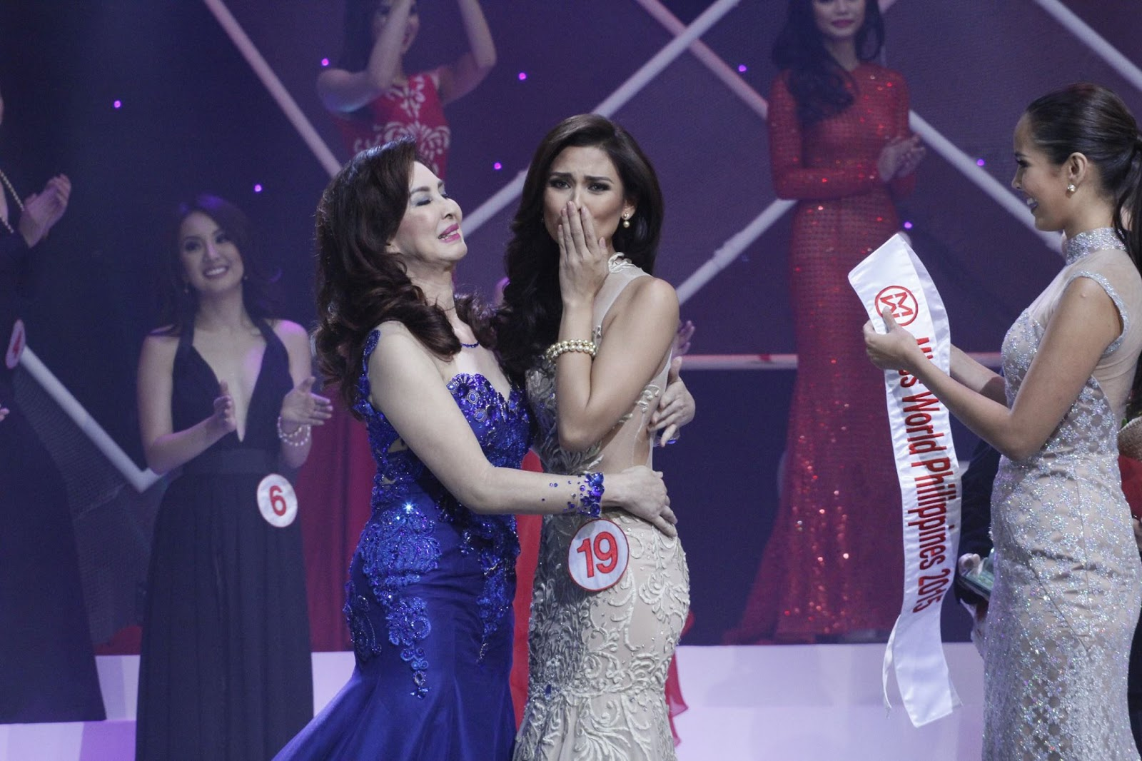 SASHES AND TIARAS..Miss Grand International 2020: FINAL