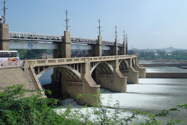 16 bridge mettur