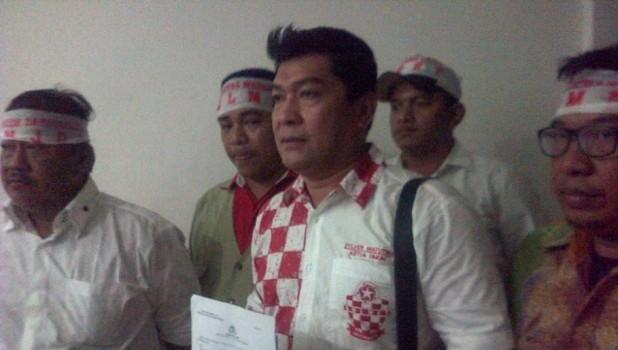 Diduga Menghasut, Solidaritas Merah Putih Laporkan Fahri Hamzah ke Polda Metro Jaya