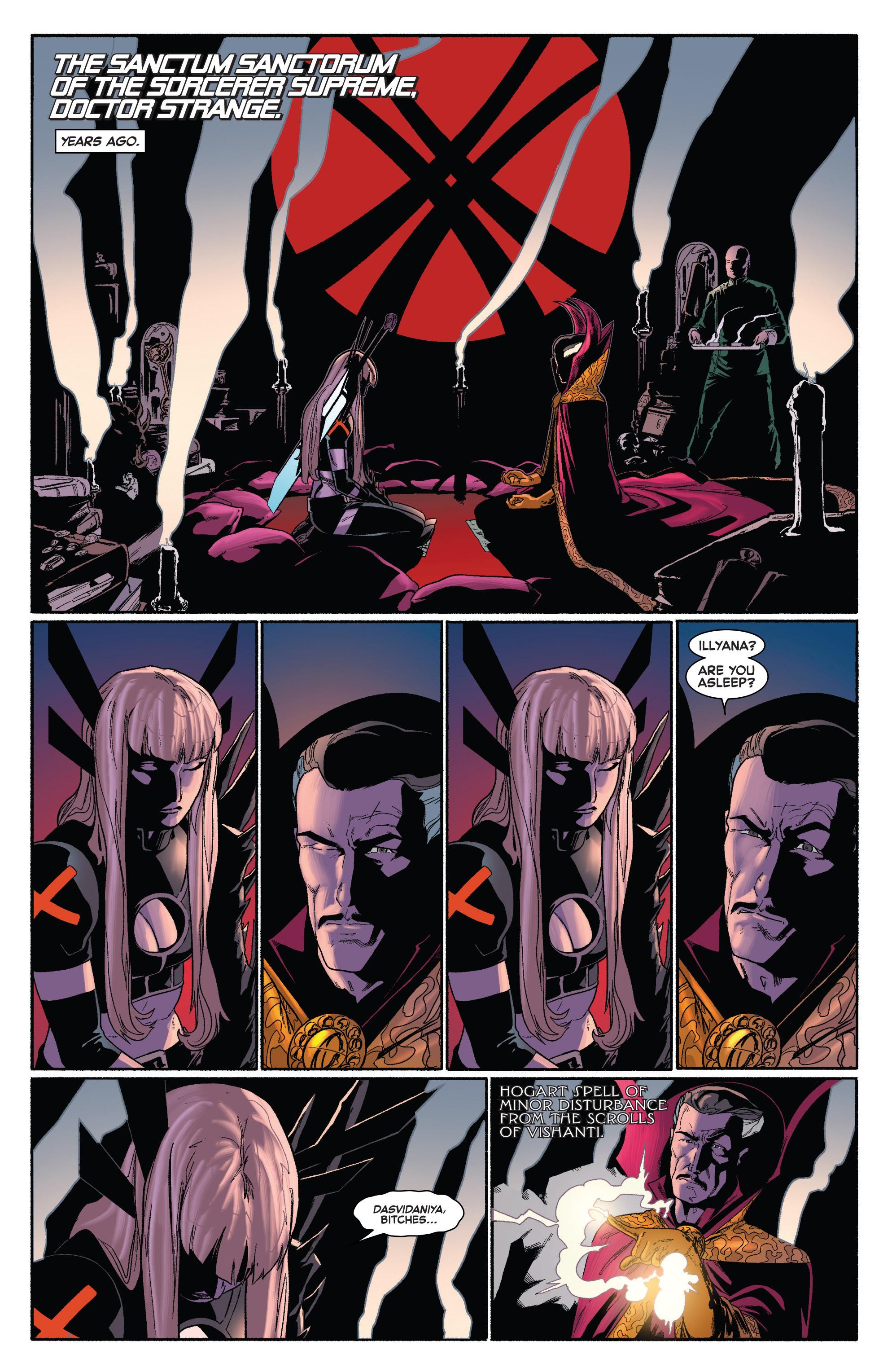 Read online Uncanny X-Men (2013) comic -  Issue #15 - 3