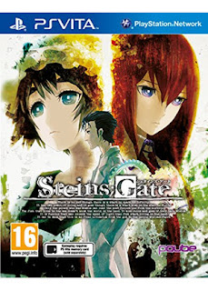 LOWEST Steins; Gate (Playstation Vita) £10.99 Release Date: 05 June 2015 at Base.com