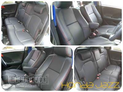 Jok Mobil Honda Jazz Hitam