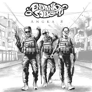Endank Soekamti - Angka 8 - Album (2013) [iTunes Plus AAC M4A]