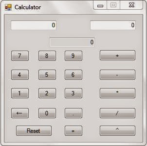 Standard Calculator Idle
