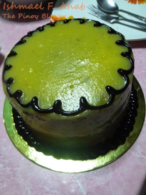 Decadence cake from Bakerite