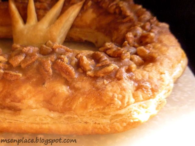 Galette des Rois: Traditional French King Cake