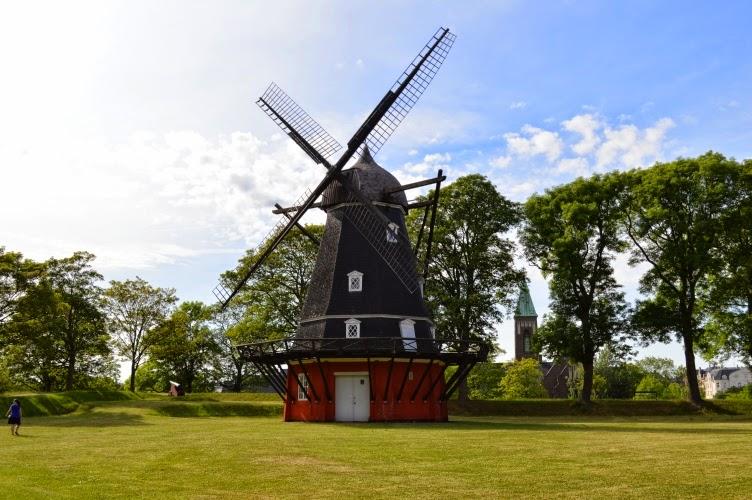 rosenborg, dánsko, denmark, copenhagen, kodaň, chateau, zámek, red brick building, English, mouline