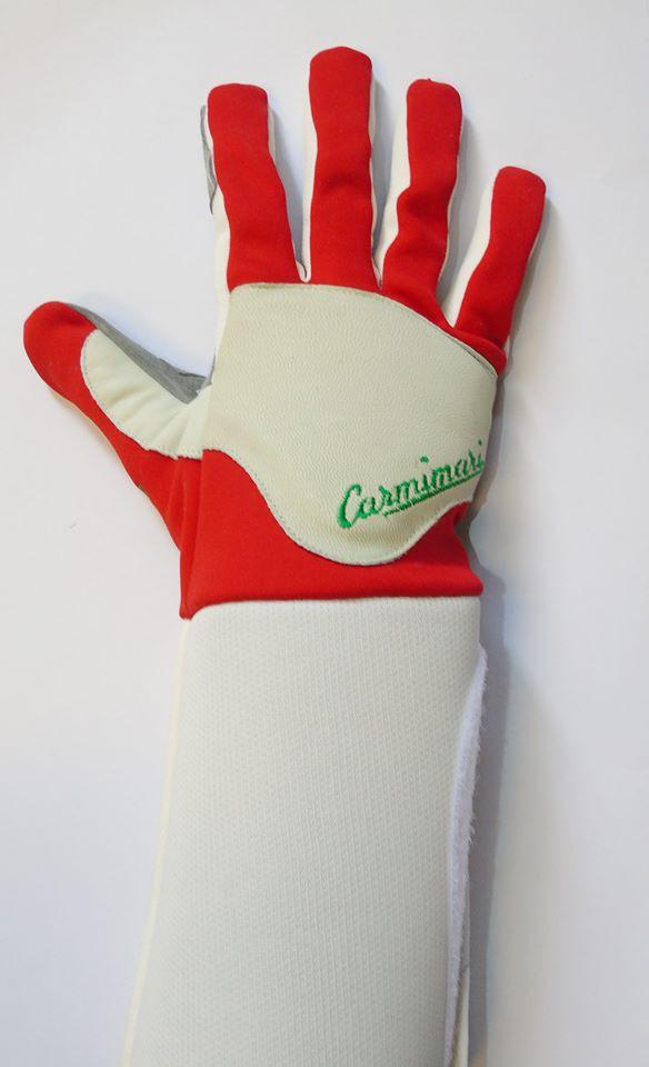 Stepio Carmimari Fencing Glove