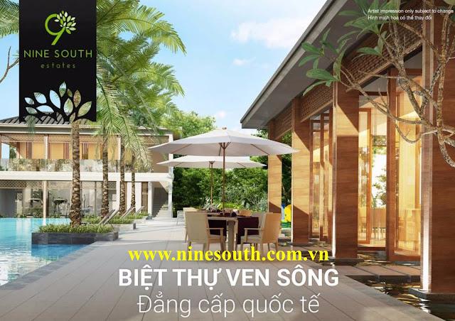 The Nine villas South Estates class villas for your dream home