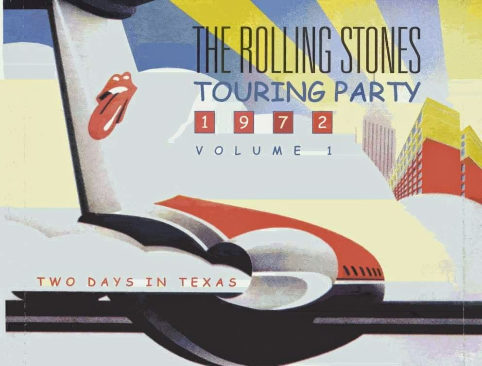T U B E : The Rolling Stones - Touring Party 1972 (SBD/FLAC)