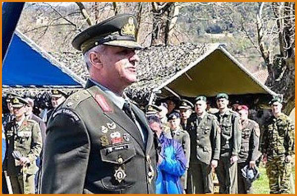 Ο Υπτγος Κωνσταντίνος Γούναρης  νέος Διοικητής της 1ης ΜΠ
