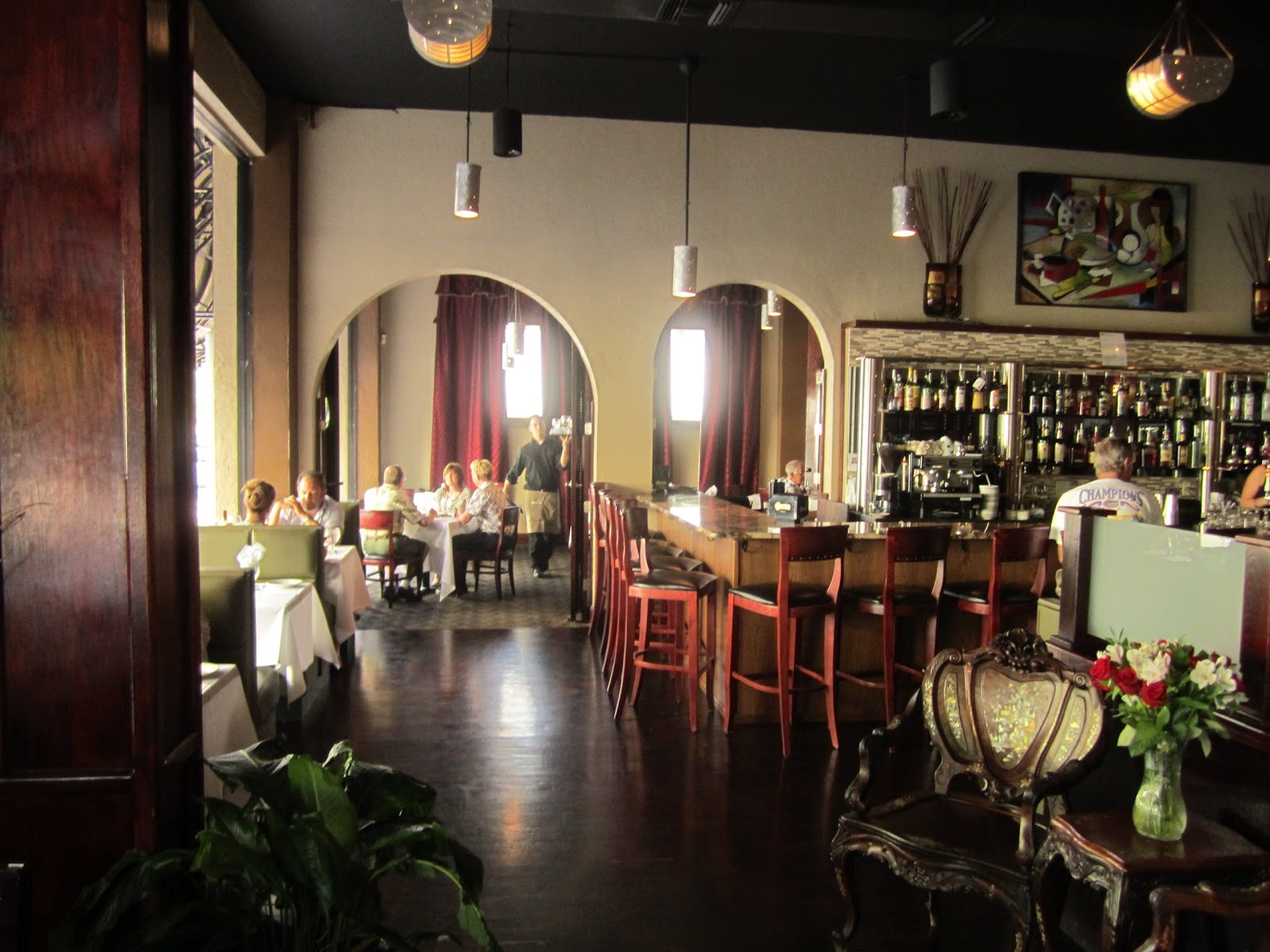 Gratzzi Italian Grille Offers An Attractive Menu That Provides Something For Every Taste It S Pretty Standard Restaurant Fare And Things Stay On