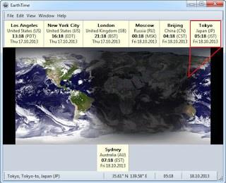DeskSoft EarthTime 5.12.1 Full Patch