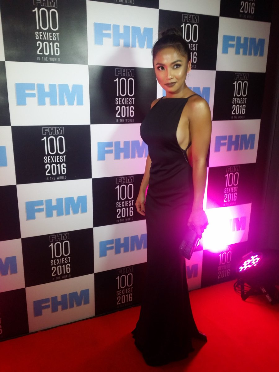 Rochelle Pangilinan FHM 100 Sexiest 2016