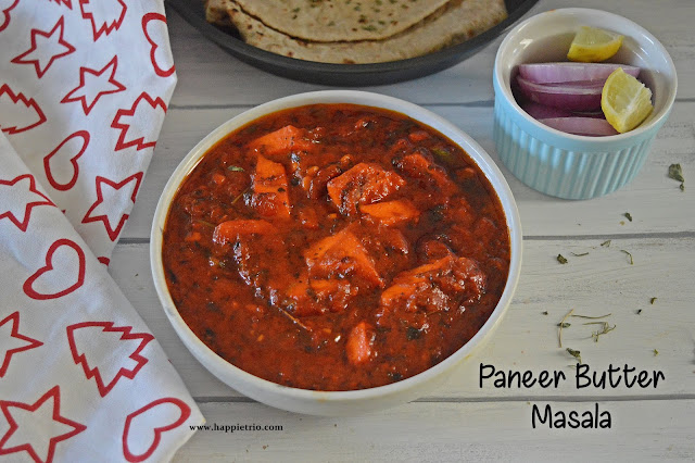 Paneer Butter Masala Recipe | How to prepare Restaurant style Paneer butter Masala