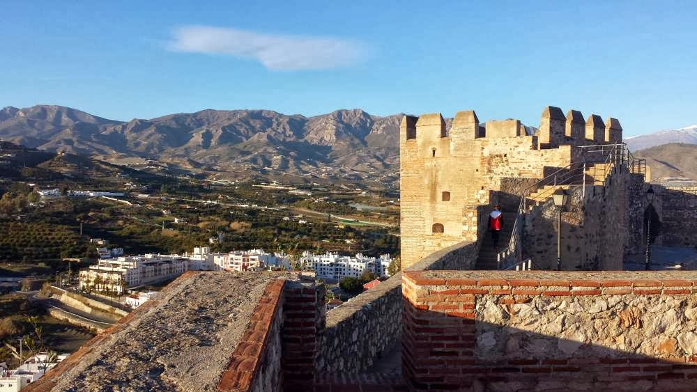 Focus on Life: Quiet Calm ~ Salobreña, Spain, The Moorish Castle :: All Pretty Things