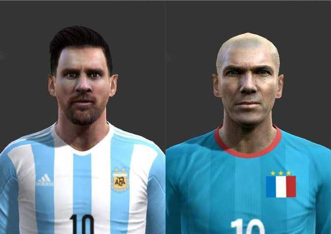 PES 2013 Mini Facepack 02 by Facemaker Parker_7