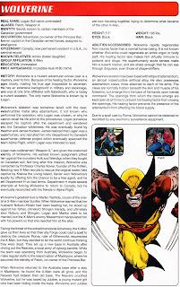 Wolverine Superheroe