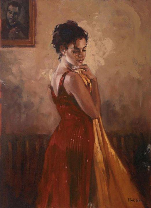 Mark Spain 1962 | British Figurative painter