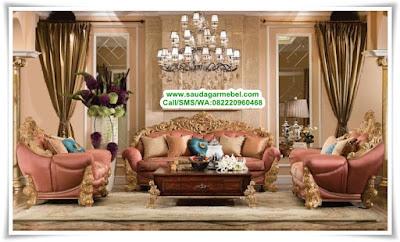 Sofa Tamu Terbaru Waldorf