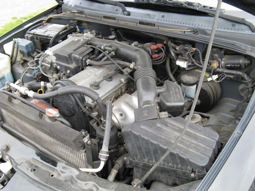 Suzuki x 90 engine