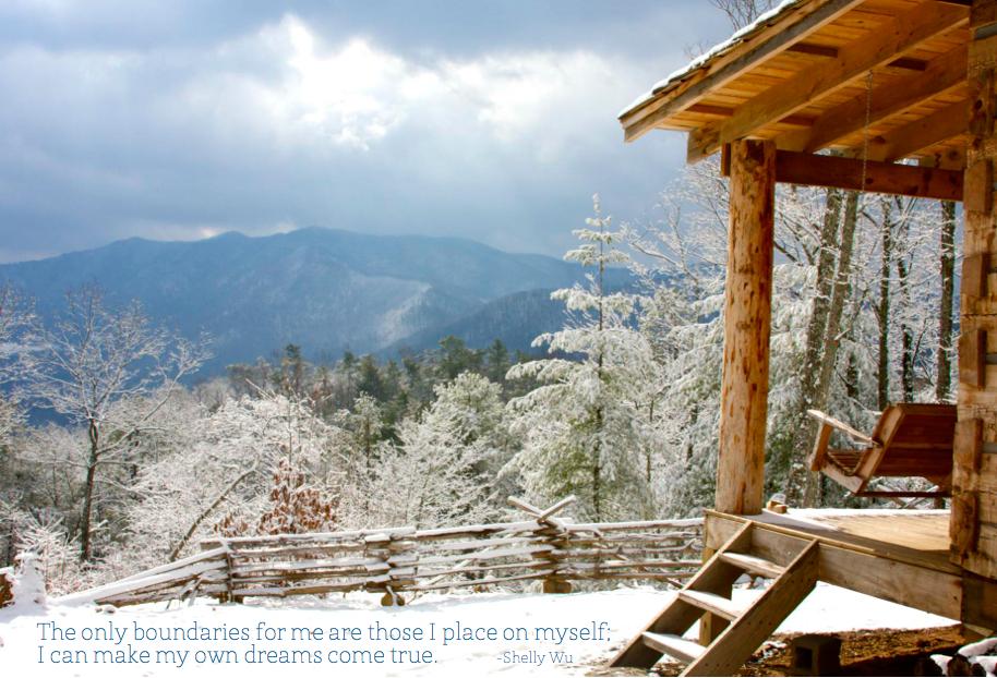 Dream Quote - One Little Word January 2014 | iloveitallwithmonikawright.com