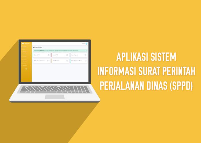 Aplikasi Sistem Informasi Surat Perintah Perjalanan Dinas (SPPD)
