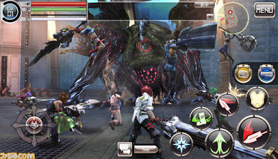 God Eater Online English Version MOD Unlimited Money