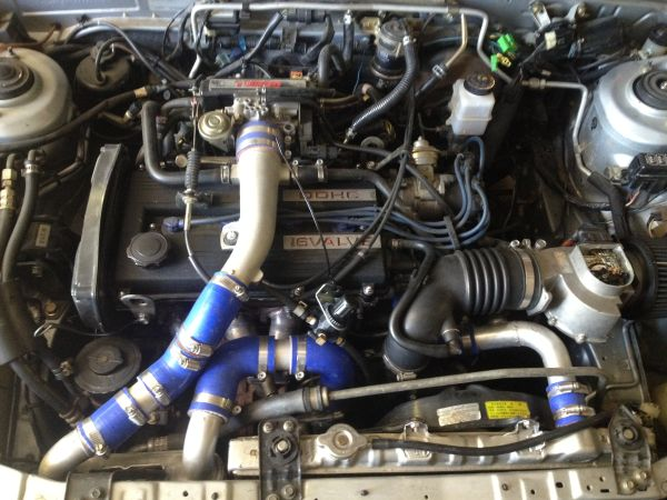 Daily Turismo: DT Flash: 1988 Mazda 323 GTX for $1500