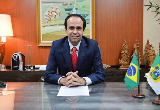 Resultado de imagem para vice governador fabio dantas