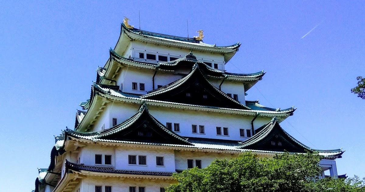 【名古屋】天守閣工事中の名古屋城観光(本丸御殿や金シャチ橫丁など)|Yutaka's blog