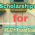 List of Scholarships for HS Passed Students. Scholarships for HS/12th Passed Students of West Bengal