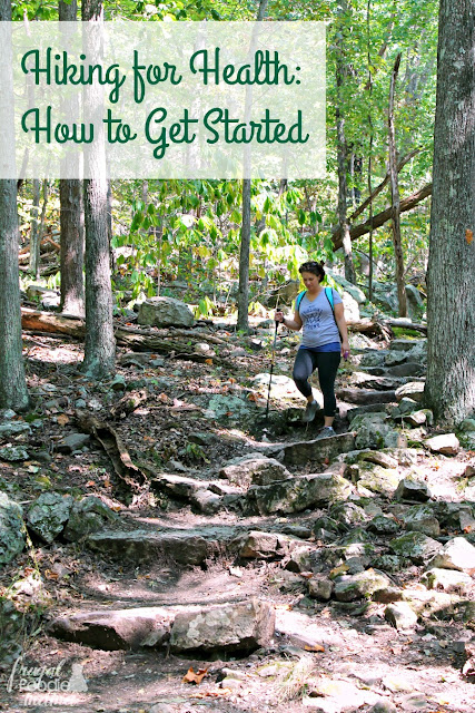 Forget the notion that you have to be super outdoorsy or an athlete to enjoy hiking! Get my beginner tips for how you can start hiking for your health now.