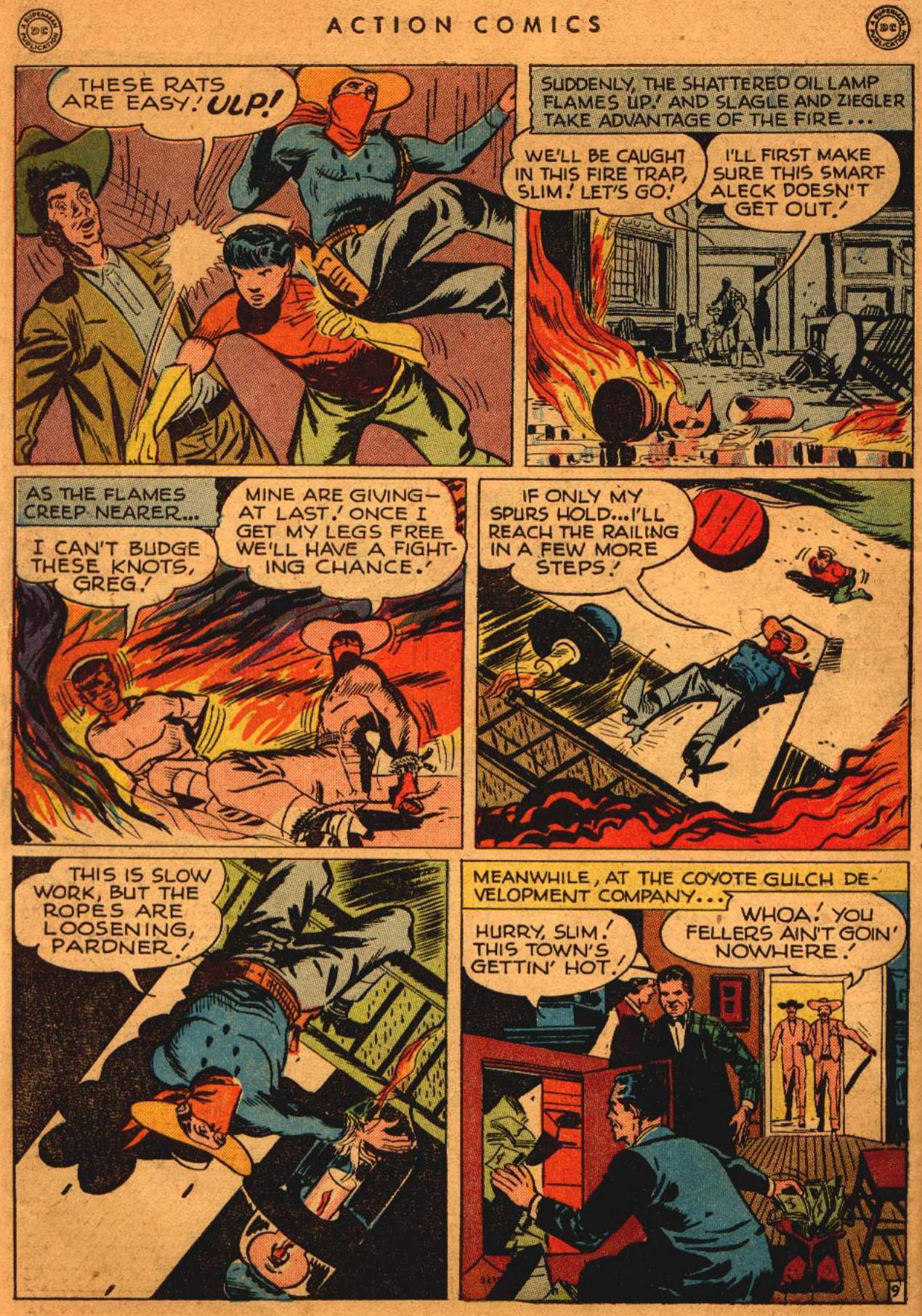 Read online Action Comics (1938) comic -  Issue #108 - 45