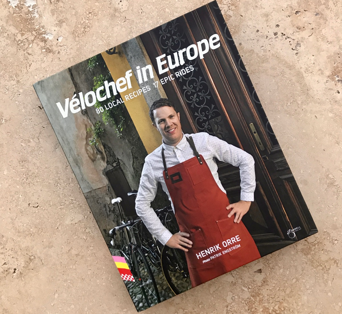 Book Review Henrik Orre Velochef in Europe