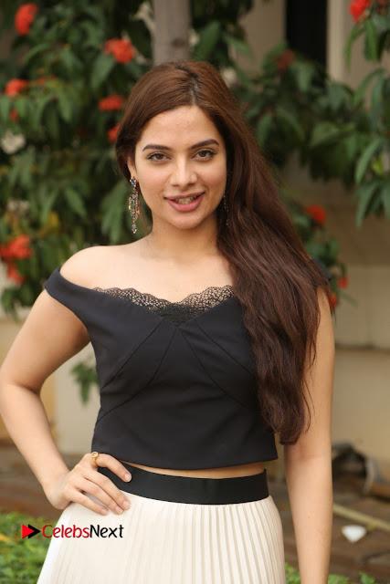 Telugu Actress Tanya Hope Stills at Appatlo Okadundevadu Audio Launch  0043.JPG