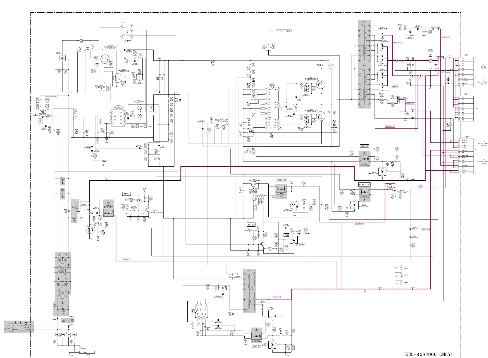 Sony Vizio Schematic, Sony, Get Free Image About Wiring