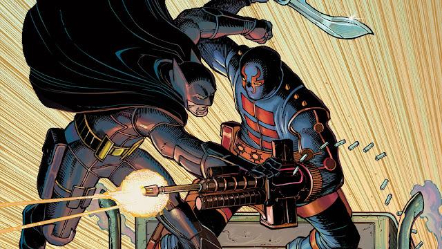 """#DCRebirth - All-Star Batman #3   """"Mi propio peor enemigo"""" - Parte 3 (Español)"""