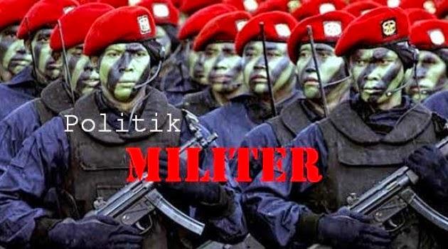 TNI Berlaga Dalam Kontestasi Politik Tidak Etis