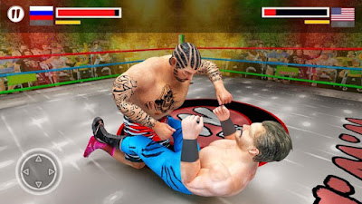 Wrestling Fight Revolution 17 MOD APK (Unlimited Money) v3.0  Offline