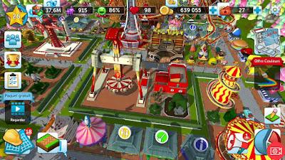 لعبة RollerCoaster Tycoon Touch للأندرويد، لعبة RollerCoaster Tycoon Touch مدفوعة للأندرويد، لعبة  RollerCoaster Tycoon Touch مهكرة للأندرويد