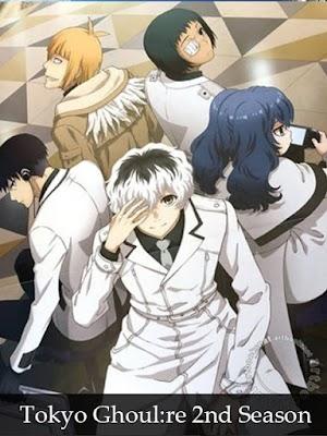Descargar Tokyo Ghoul:re 2nd Season [06/??] [MEGA] [HD]