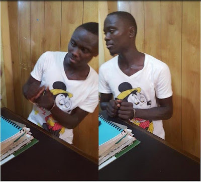 Photos: Woman Shares Pictures Of Fraudster Who Used Her Facebook Pictures To Scam N2.5m From Another Guy