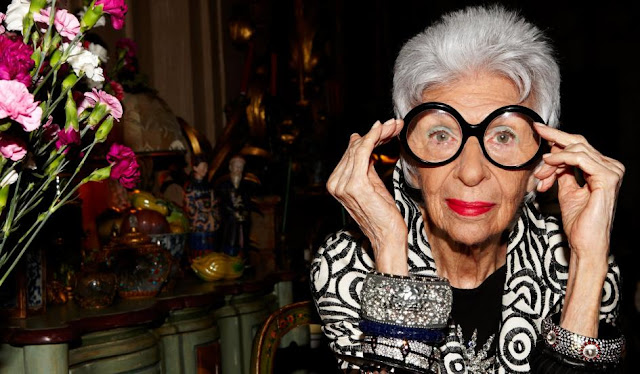 Iris Apfel News Week