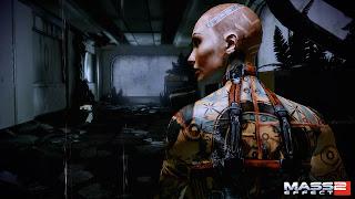 Mass Effect 2 тату