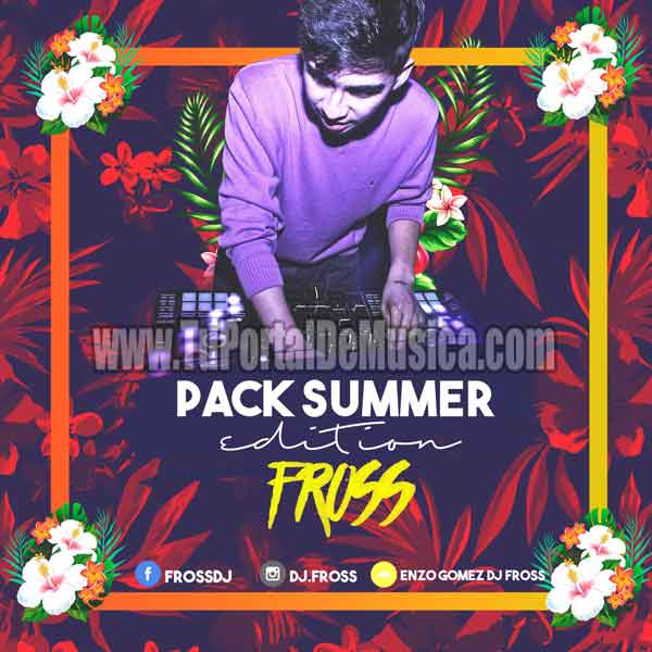 Dj Fross Pack Summer Edition (2018)